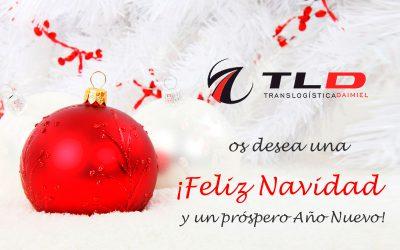 ¡TLD os desea una Feliz Navidad!