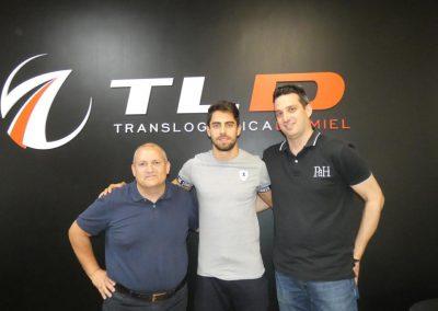 TLD y Rubén Sobrino